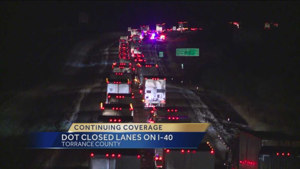 KOAT Action 7 News is learning more about what happened along a stretch of I-40 in eastern New Mexico this past weekend.