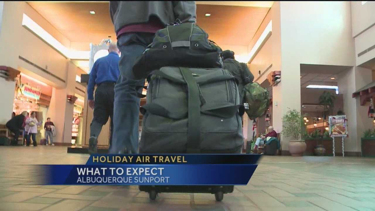 Holiday Air Travel Expectations