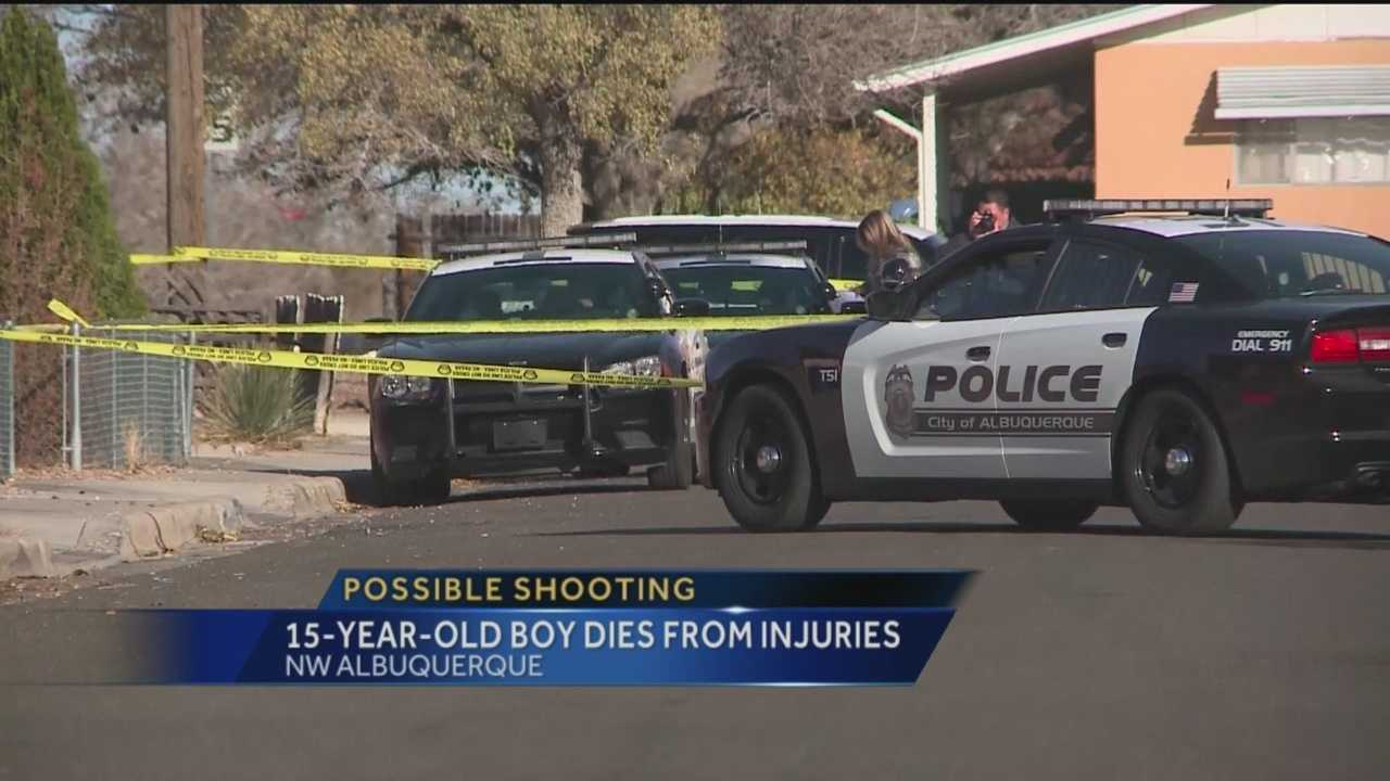 Albuquerque police are investigating a homicide in the 200 block of 57th Street NW.