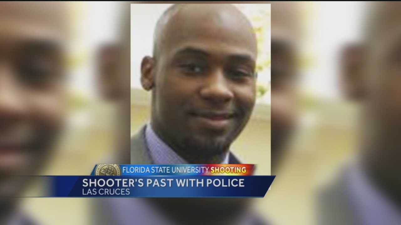 Weeks before Myron May opened fire in a Florida State University library, Las Cruces police notified its department to be on the lookout for the 31-year-old -- they said he may have been ill.