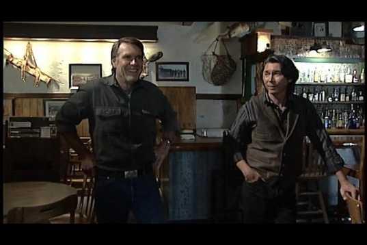 12. Season of 'Longmire' on DVD