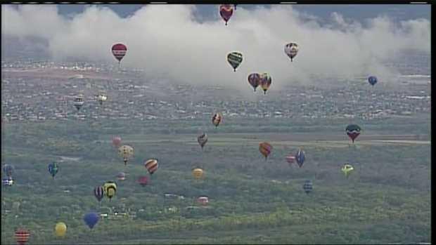 32. Balloon Fiesta calendar