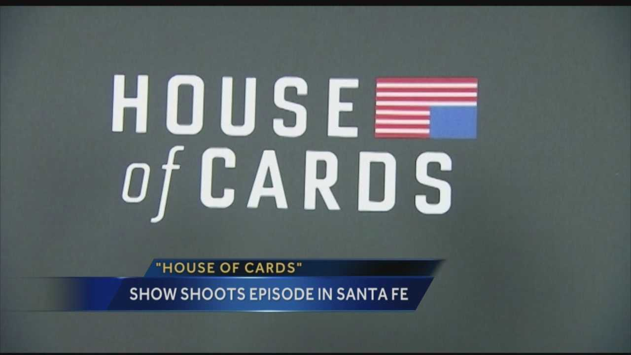 A popular Netflix show is coming to New Mexico, according to local film insiders. House of Cards will be filming an episode in Santa Fe, for its third season.