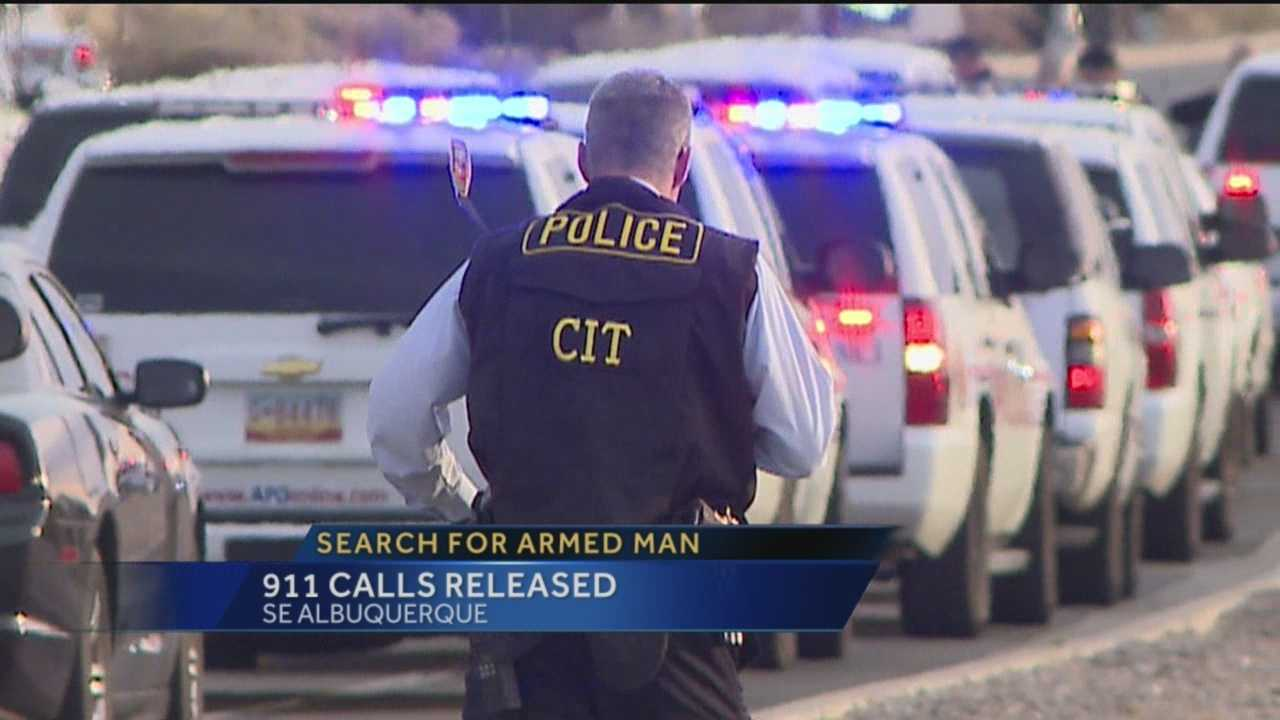 Albuquerque Police have released several chilling 911 calls.