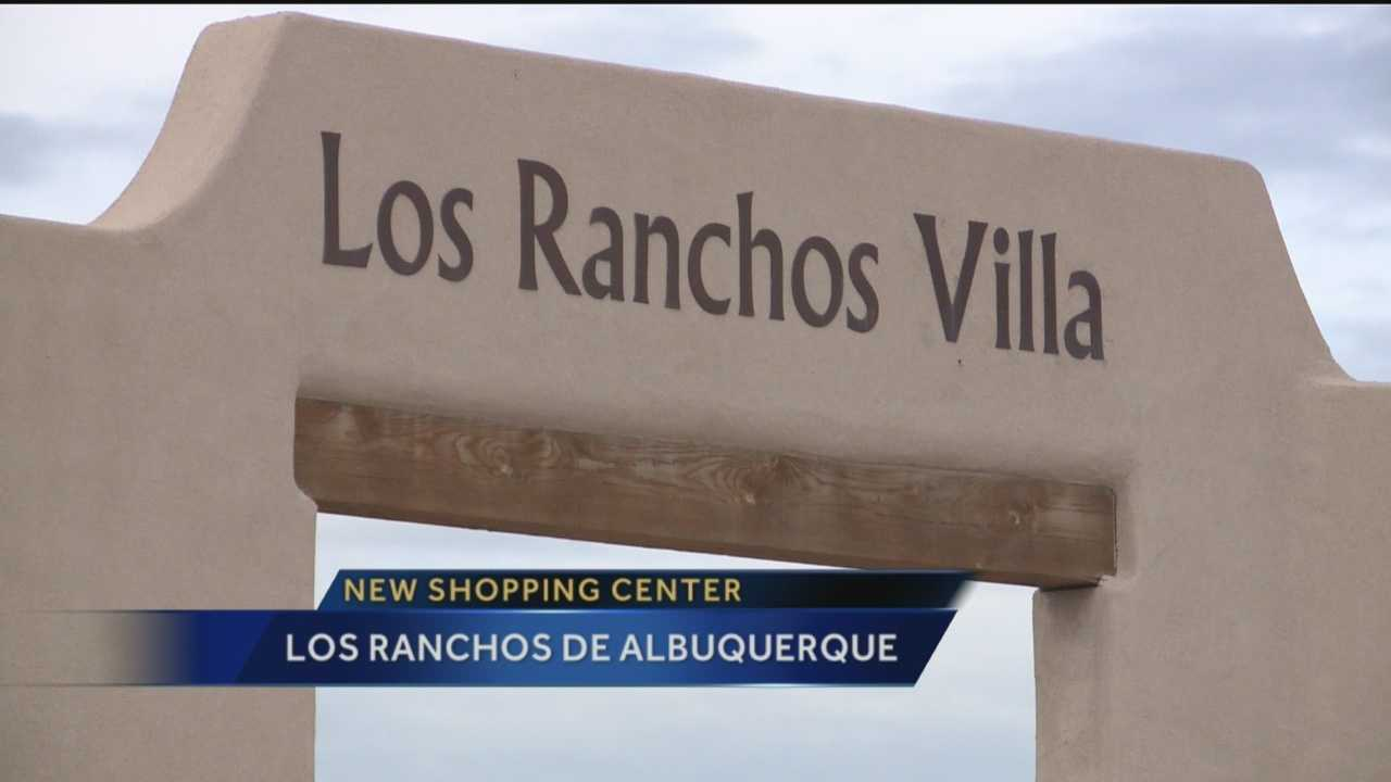 Mayor hopes shopping area will be comparable to Nob Hill