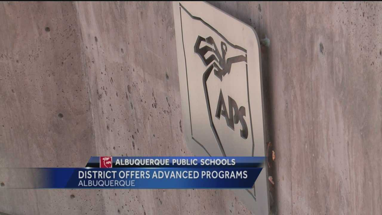 In schools across the country, students are taking higher-level classes and getting a head start. Albuquerque Public Schools wants parents to know those programs are in the Duke City.