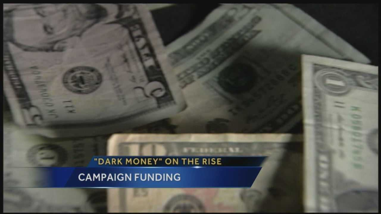 One New Mexico professor says more and more often cash is flowing into campaigns you know nothing about.