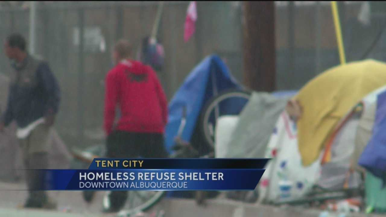 TENT CITY FILE PHOTO