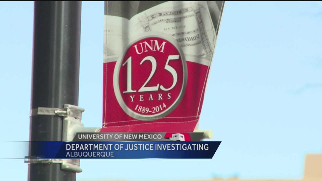 The U.S. Department of Justice has begun another investigation in Albuquerque.