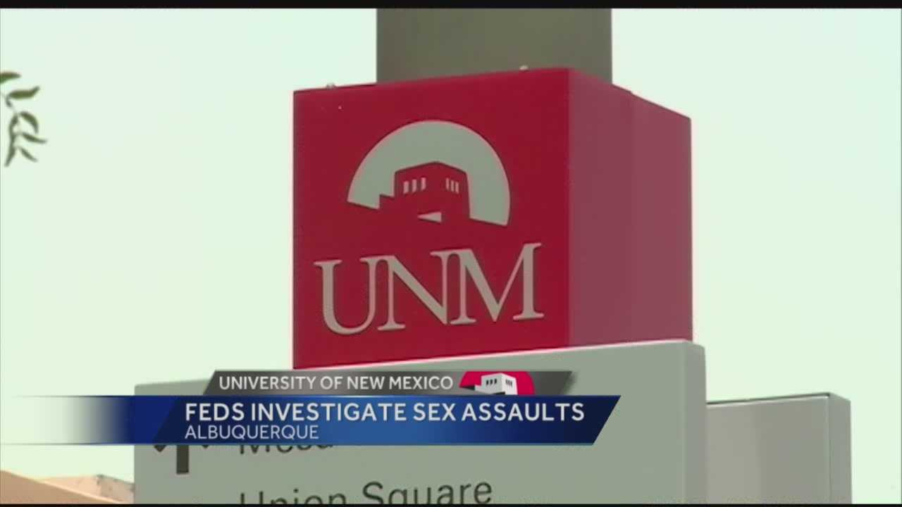 The University of New Mexico is under federal investigation.