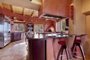 Take a peek inside this mansion for sale in Santa Fe that's featured on Realtor.com