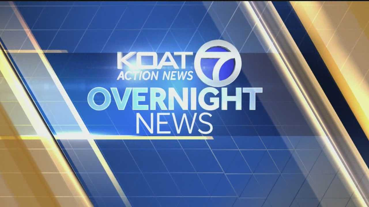 Overnight Car Chase