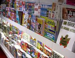 eMagazine subscriptions through Zinio