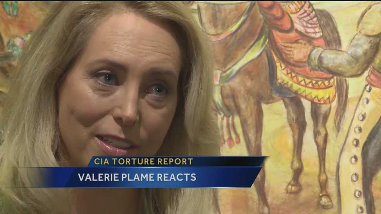 A recently released report detailing the CIA's interrogation tactics has angered many Americans, including former CIA agent Valerie Plame.