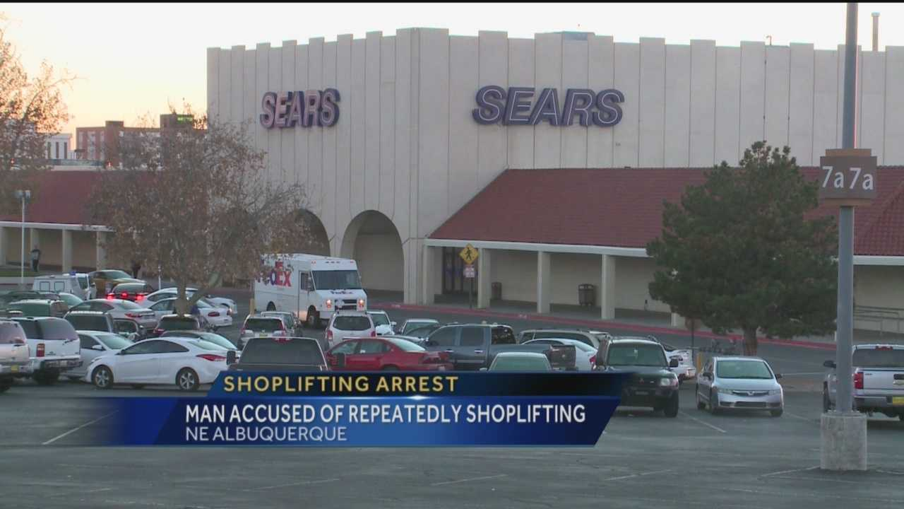 The third time was not the charm for an Albuquerque shoplifter. KOAT Action 7 News reporter Laura Thoren has the story.