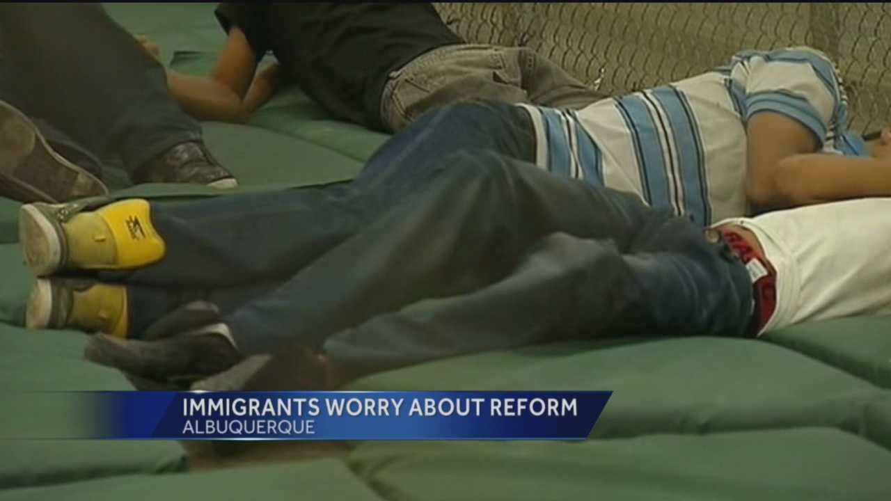 Immigrants Worry About Reform
