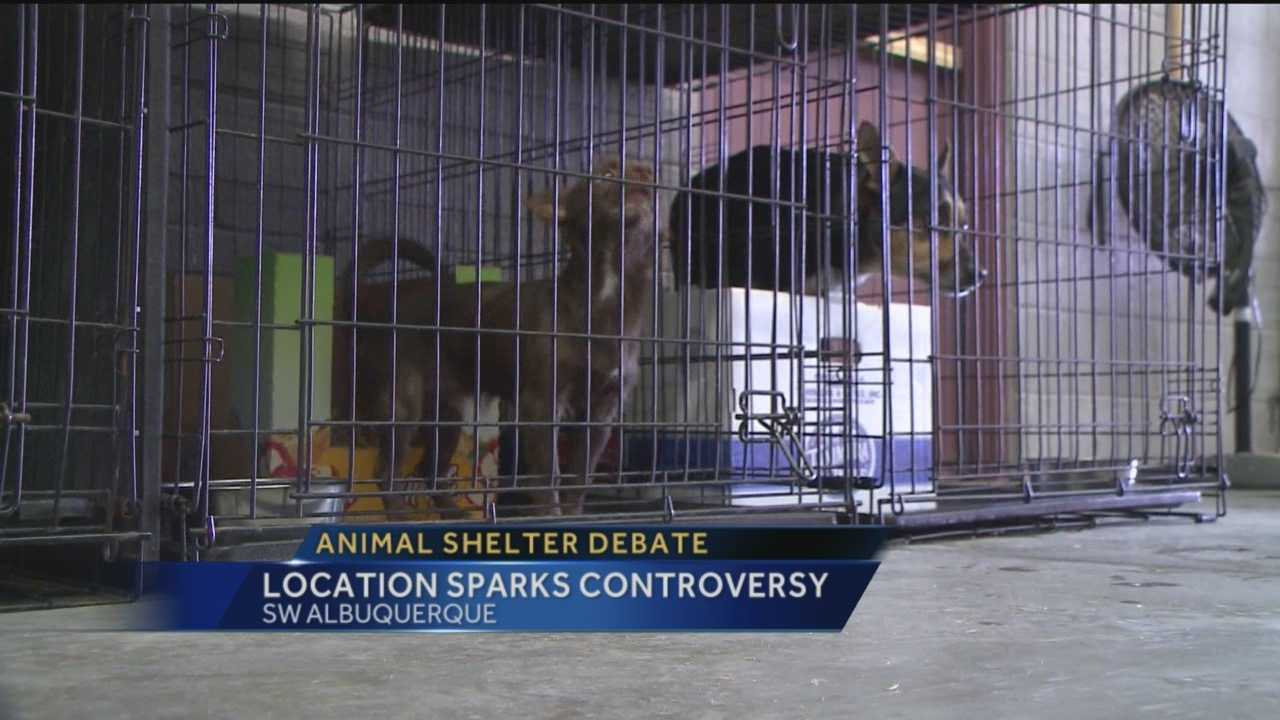Animal Shelter Location Contoversy