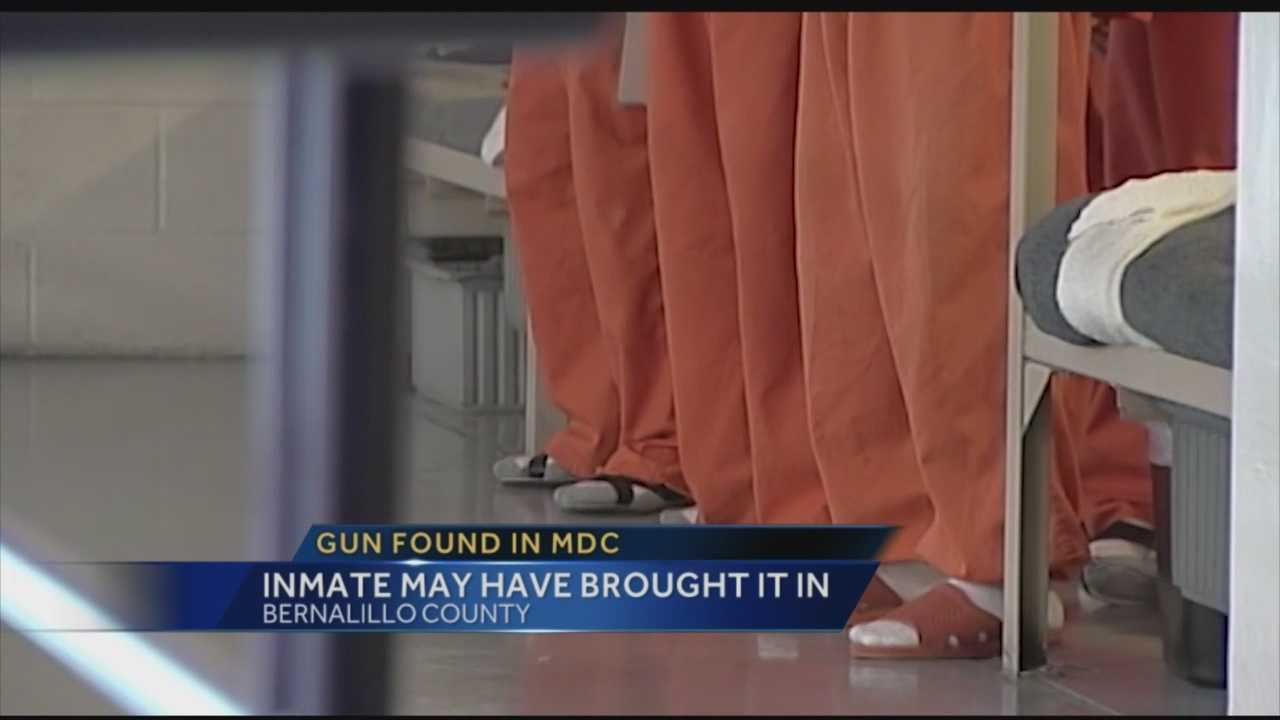 An inmate may have brought the gun in, officials say. Action 7 News reporter Megan Cruz has the story.