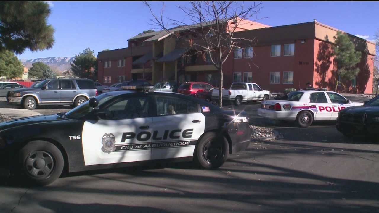 Albuquerque police officers are investigating after a man was shot once in the chest in northeast Albuquerque.
