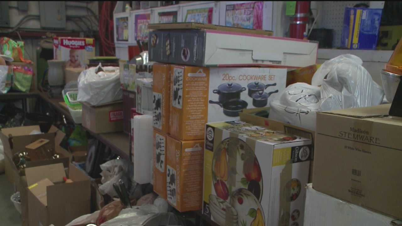 Families who lost everything in last week's devastating Carnuel apartment fire got a big Christmas gift thanks to a local bus company.