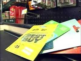 6. Exchange Unwanted Gift Cards