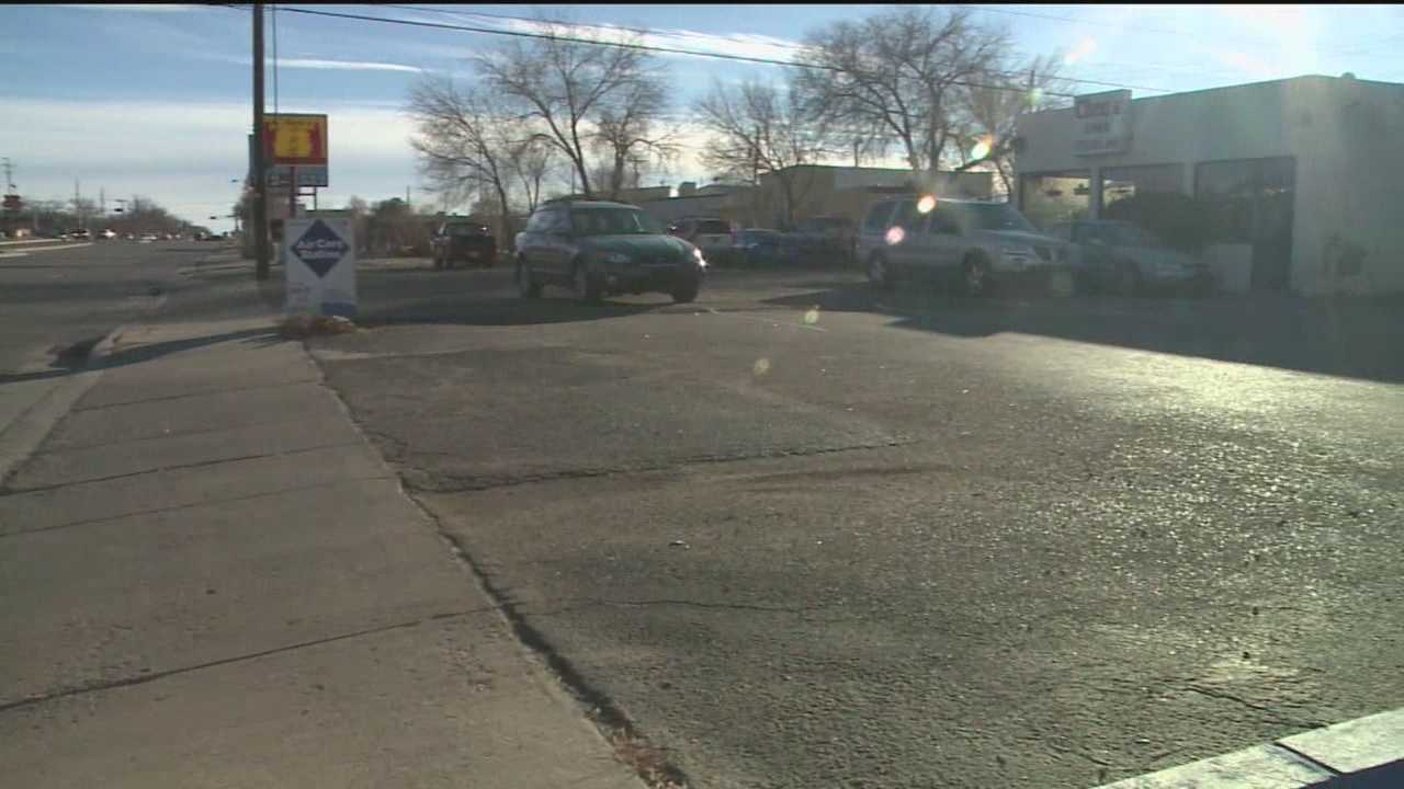 A restaurant in Northeast Albuquerque received a red sticker from the health department. What inspectors found in tonight's red or green department.