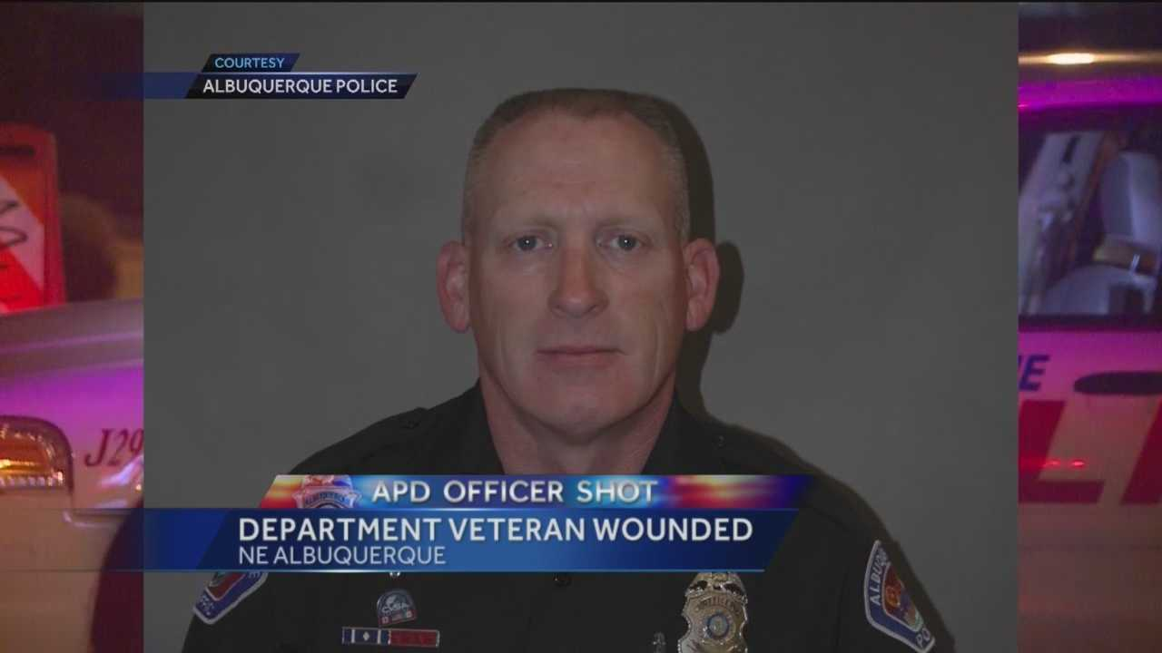 Authorities say an officer shot this past weekend survived because he is so tactically sound.