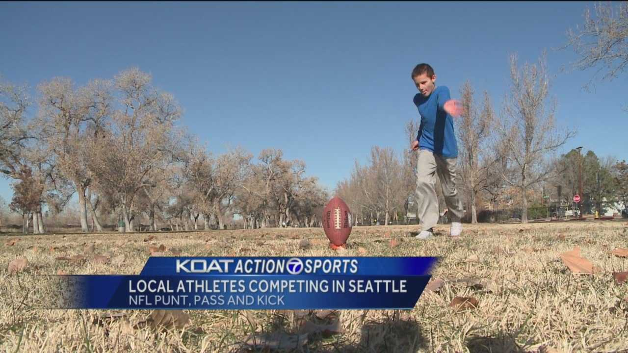 After beating out thousands of athletes, two kids from the metro will be competing for a national championship.