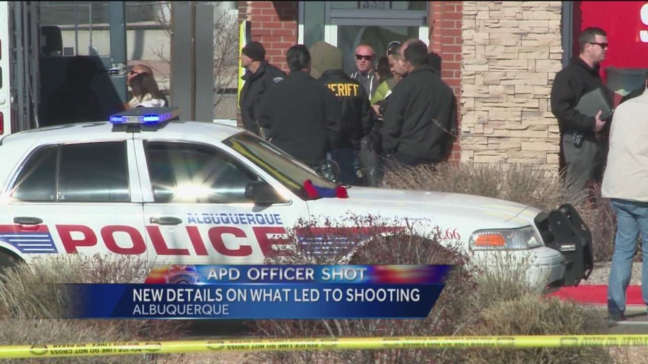Albuquerque police still aren't providing many answers to Friday's blue-on-blue shooting that ended with one officer in the hospital. KOAT Action 7 News reporter Mike Springer has the story.
