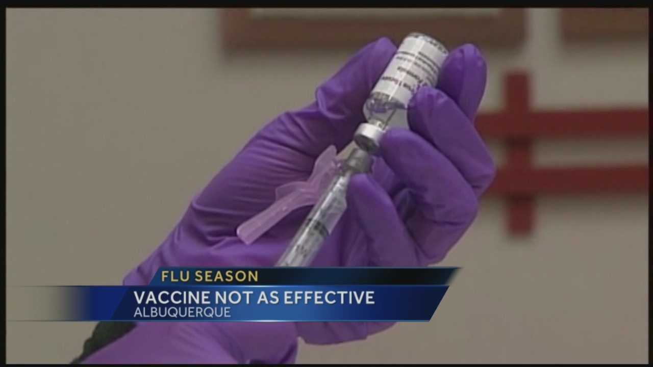 So far this flu season, five people have died in New Mexico and hundreds of others are fighting it.
