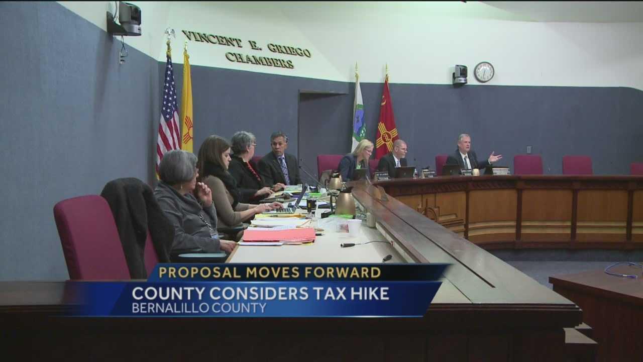 Tax hike