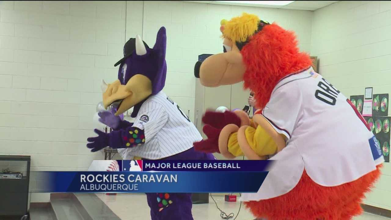 The Colorado Rockies are the new Major League affiliate of the Albuquerque Isotopes.