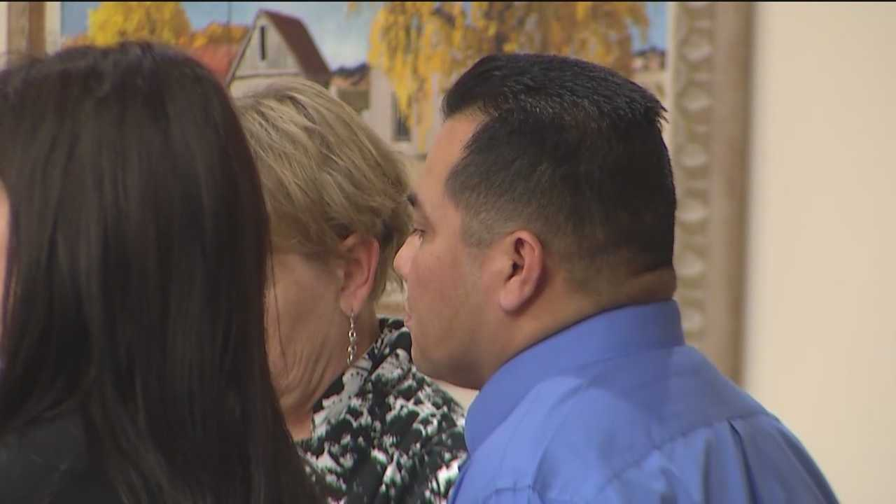 The Albuquerque man accused of beating a baby girl to death has been found guilty.