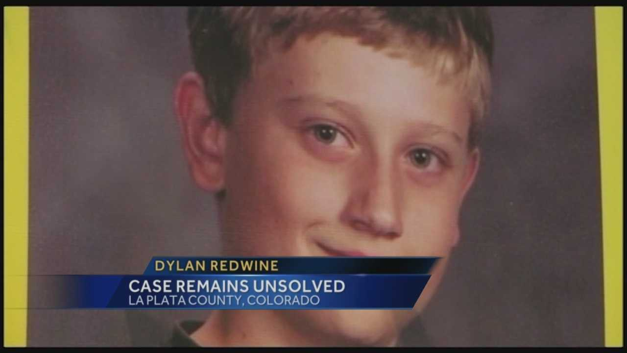 Still no suspect in Dylan Redwine case
