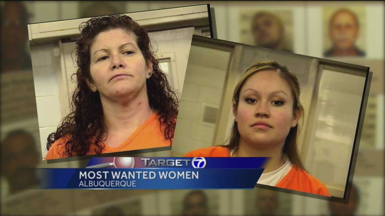 A pair of New Mexico women have made it onto a very exclusive list -- the state's most wanted.