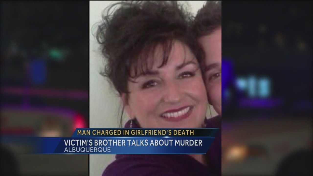 The brother of a woman shot and killed outside of a TGI Friday's last Saturday night sat down to speak with KOAT Action 7 News.