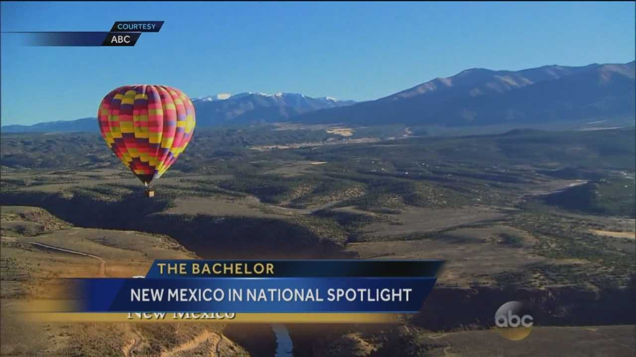 "New Mexico will once again be in the national spotlight Monday night, but not everyone is happy about the way the state was portrayed on ""The Bachelor"" this past week."