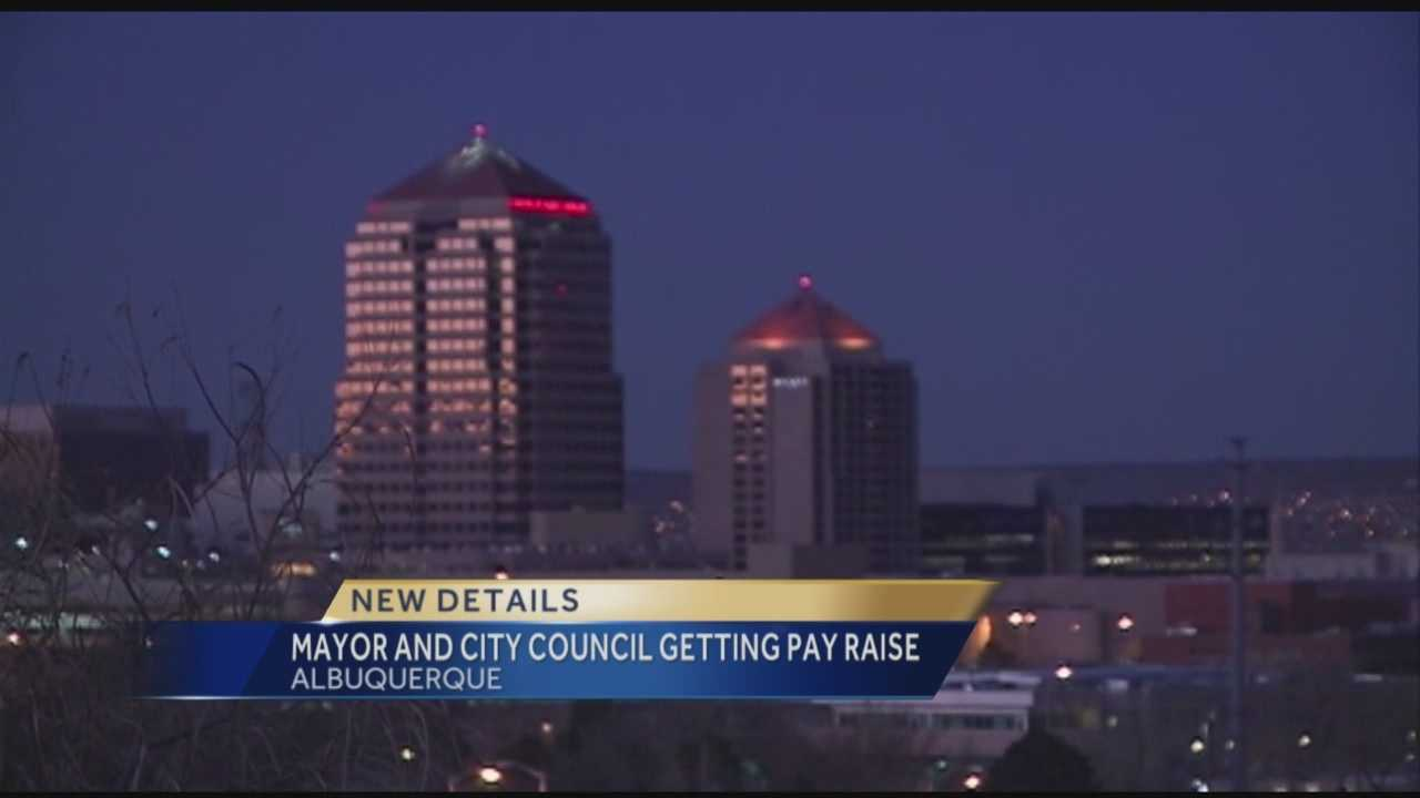 Albuquerque has had its share of problems in the past few years, such as a stagnate economy and a police department heavily criticized for its excessive force. Despite that, city leaders are getting raises.
