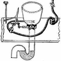 10. If your toilet flapper doesn't close properly after flushing, replace it