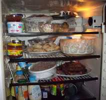 23. Don't use running water to thaw food, use the refrigerator