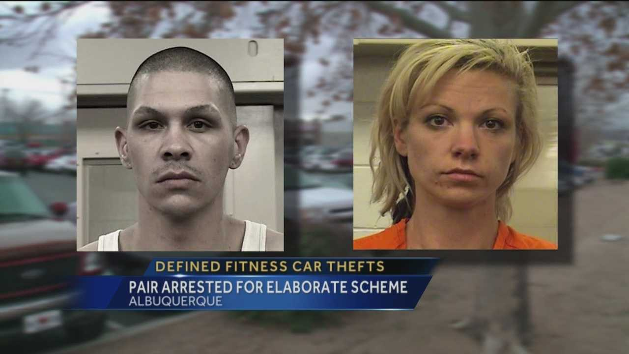 A couple of suspected car thieves have been taking advantage of cold mornings in Albuquerque, recently targeting fitness enthusiasts. The suspected thieves were eventually jailed, however, thanks to gym employees.