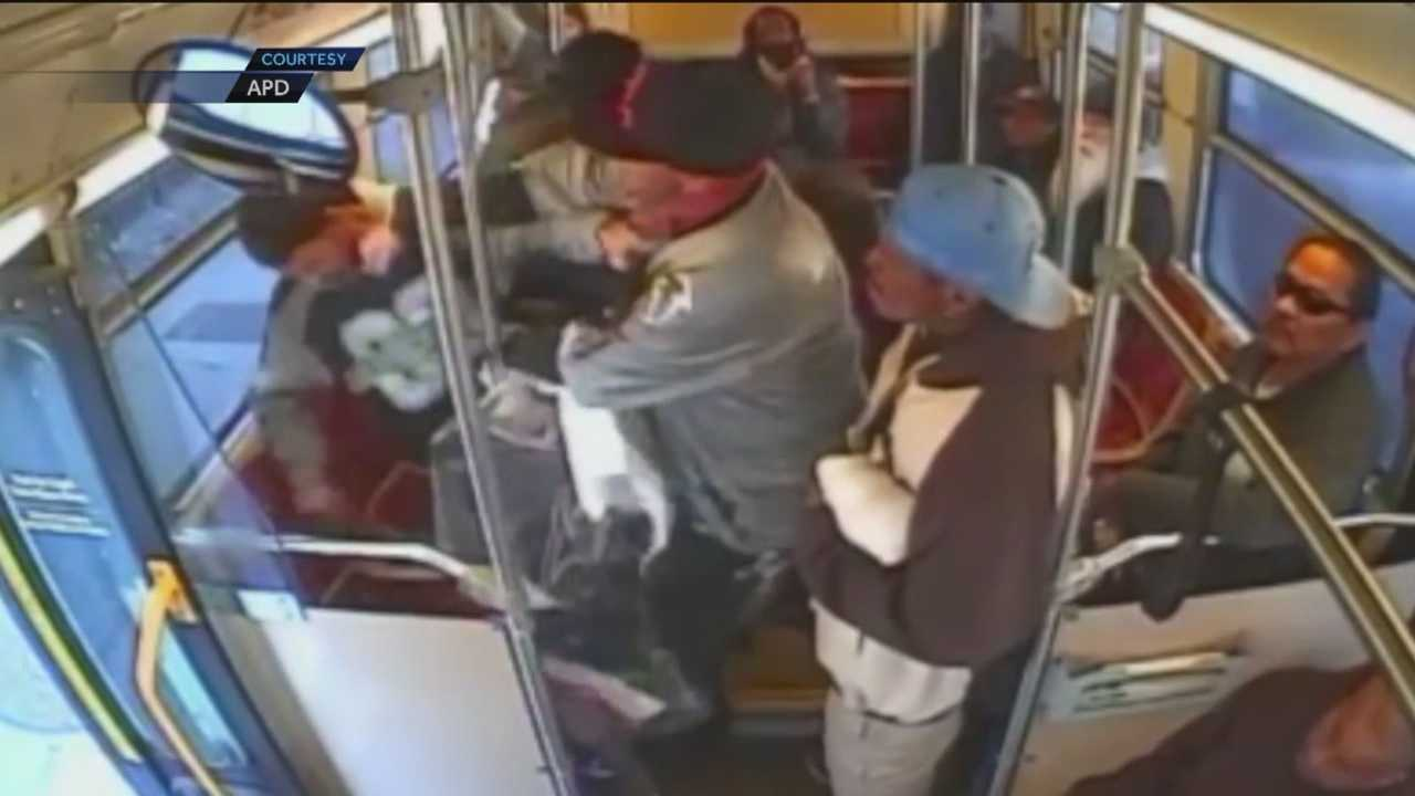 Albuquerque police are asking for the public's help after someone was stabbed Jan. 25 on a city bus.