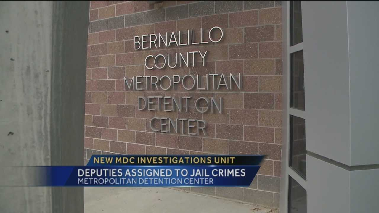Putting more deputies on the streets and cutting crime -- those are the goals of a new initiative between the BernCo Sheriff's Office and the Metropolitan Detention Center.