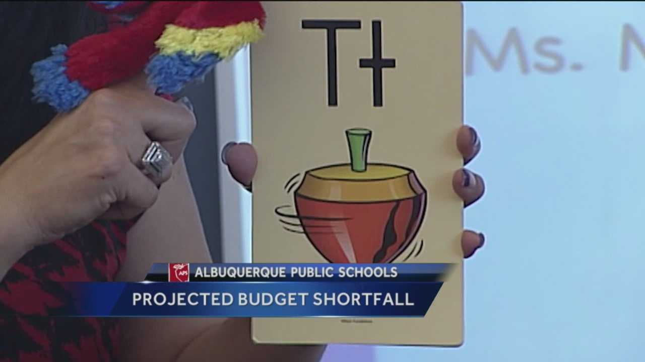 In its proposed budget, Albuquerque Public Schools is estimating it will spend $14 million if a third-grade retention bill passes.