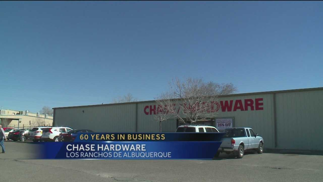 Albuquerque has to say goodbye to another local business.