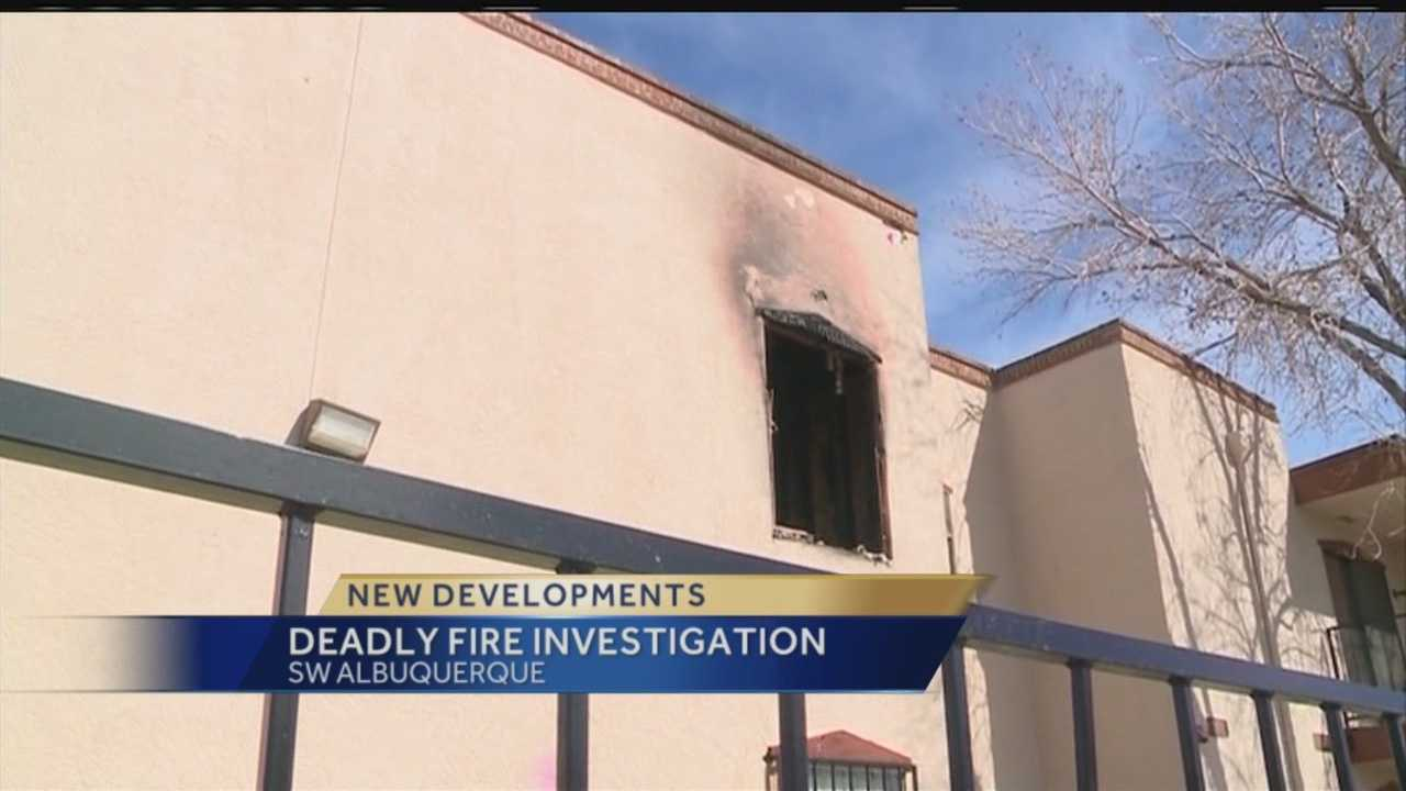 A man died in an overnight apartment fire, and now investigators are working to figure out how the fire started.
