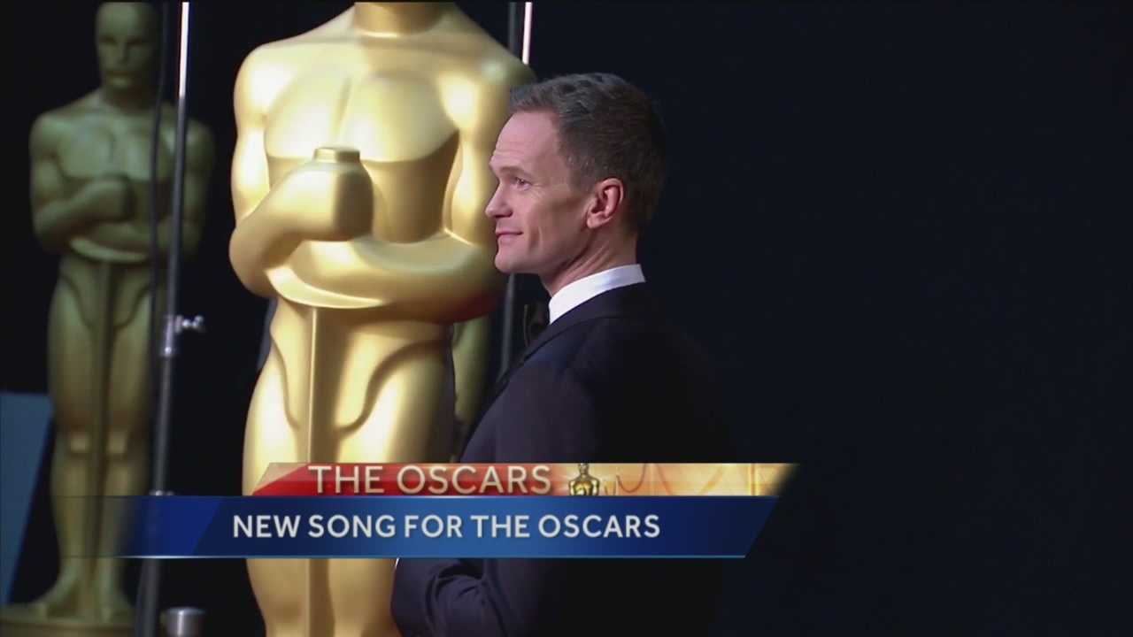 "Neil Patrick Harris is going to be singing a song at the Oscars, and he's teaming up with writers from the ""Frozen"" soundtrack."