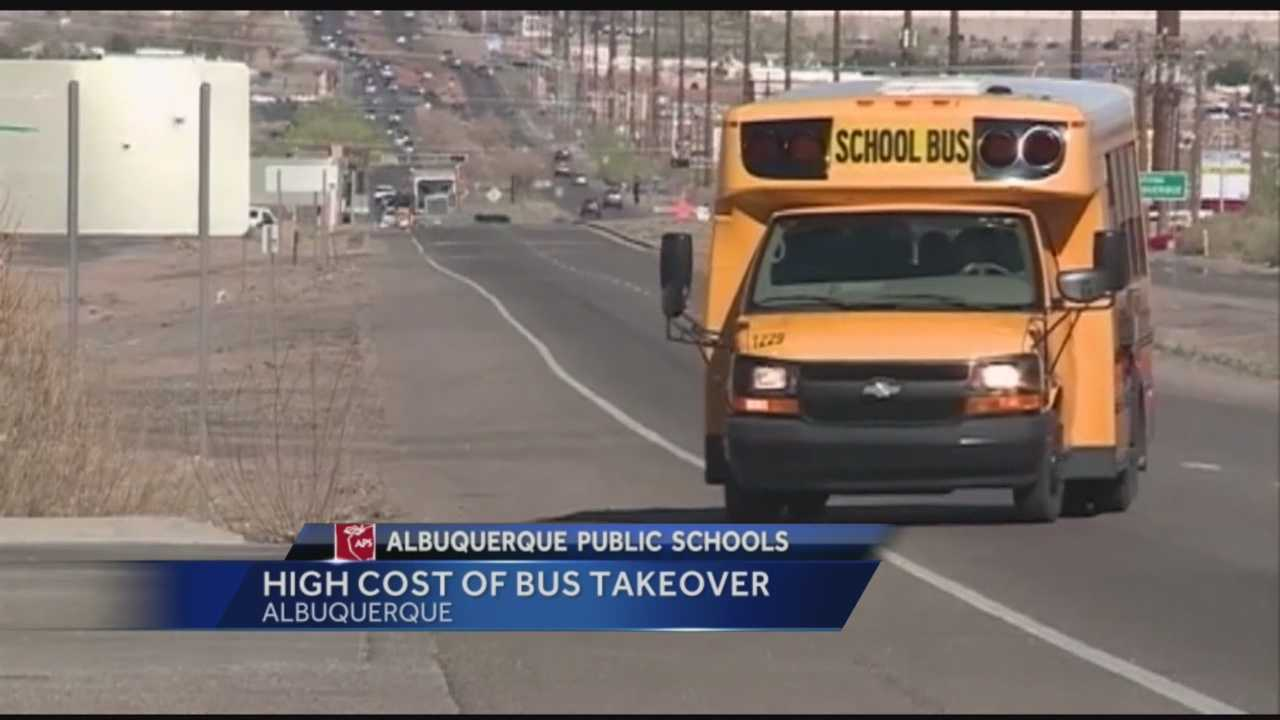 Albuquerque public schools already has money problems.
