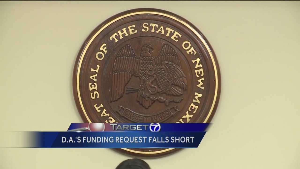 A budget bill passed the New Mexico House Tuesday. It would allocate $200,000 to the Bernalillo County DA's Office.