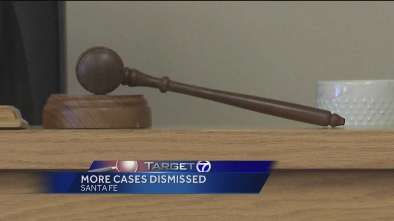 Target 7 has been reporting on criminal cases being dismissed in Bernalillo County. They're being dismissed because new deadlines passed down by the state's Supreme Court.